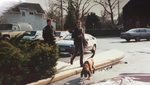 108.MCSO K9 for bank robbery