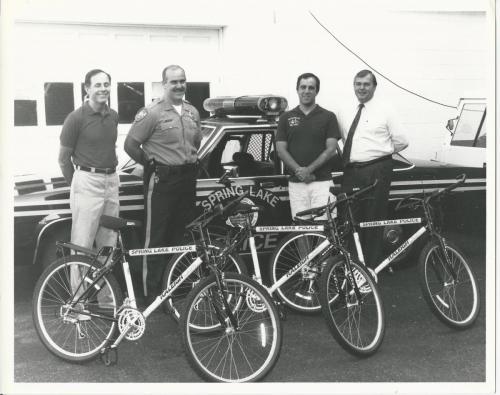 Furey, Oberto, Semeka-Squan Bikes, Byrne . 1st bikes