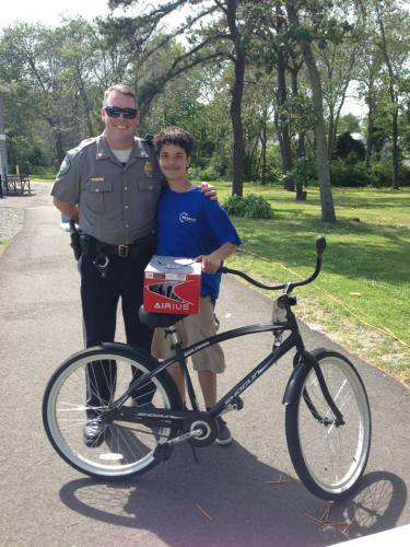 Kerr Safety Day Bike giveaway 2014