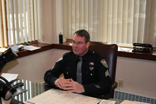 Photo op new Chief Kerr