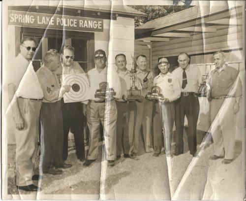 SLPD Range 1953